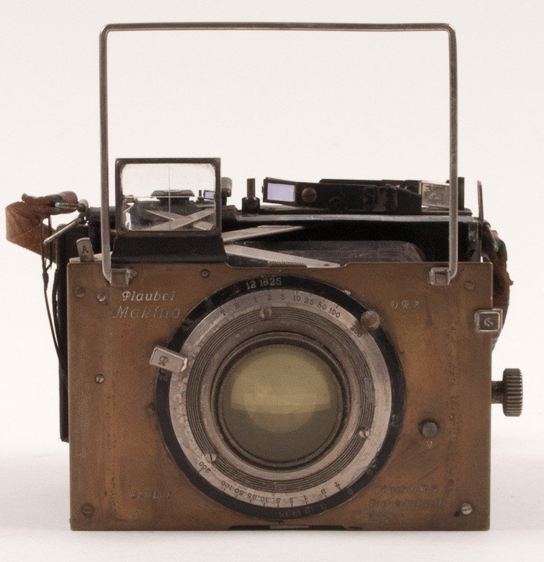 Plaubel Makina Camera