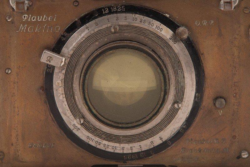 Plaubel Makina Camera  - 2