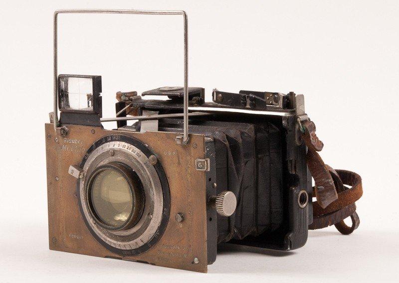 Plaubel Makina Camera  - 3