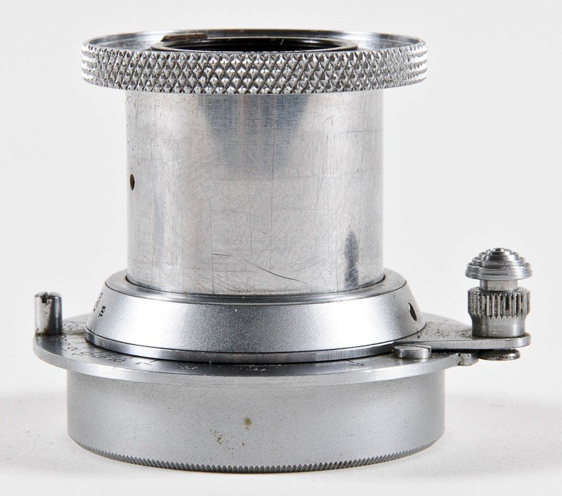 Elmar f/3.5 50mm Leica Screw-Mount Lens - 4
