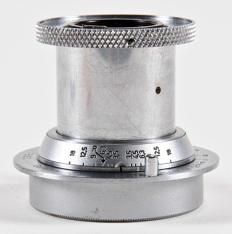 Elmar f/3.5 50mm Leica Screw-Mount Lens - 5