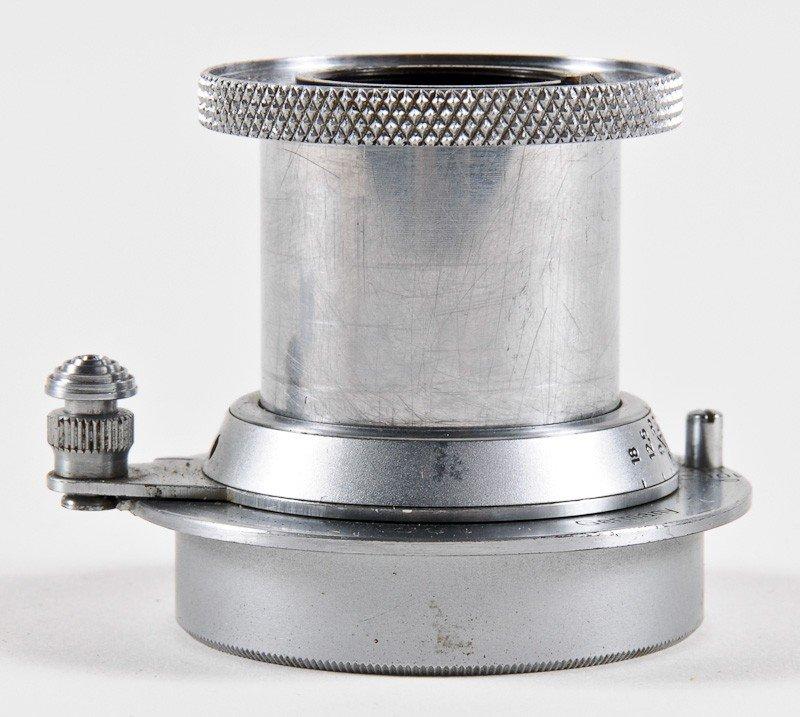 Elmar f/3.5 50mm Leica Screw-Mount Lens - 6