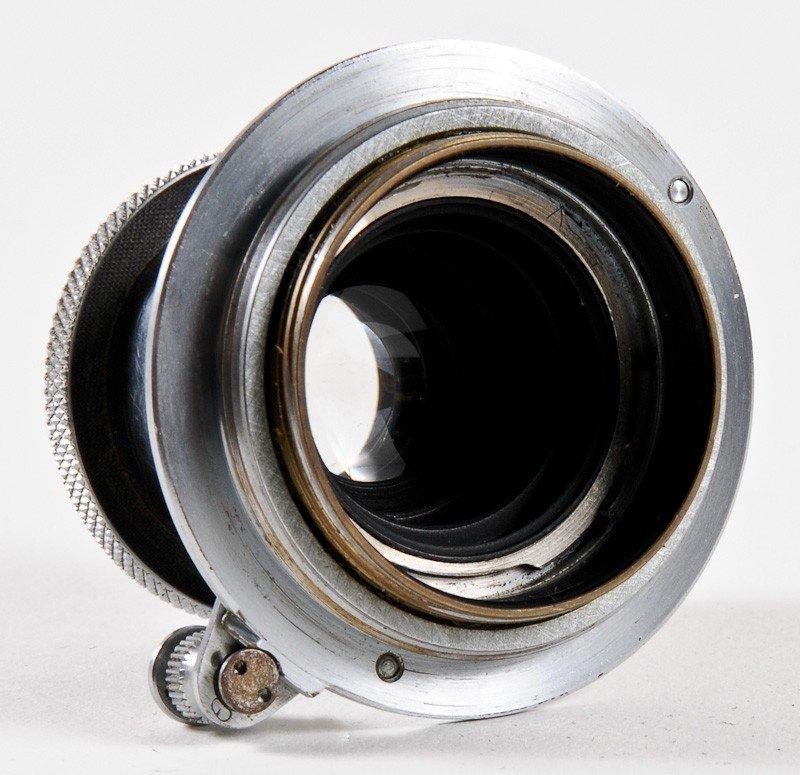 Elmar f/3.5 50mm Leica Screw-Mount Lens - 7