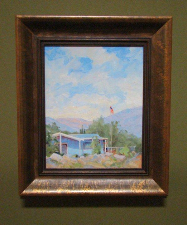 202: Plein Air Artist Steve Lublin Palm Springs