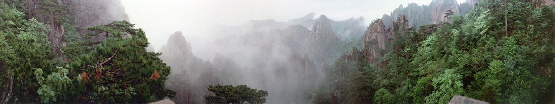 David Herr Orbock: Huangshan (Yellow Mountain), China