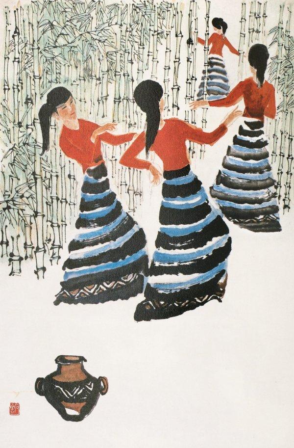 7: Dancing around Bamboos