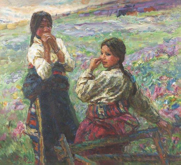 14: Sisters in Grasslands