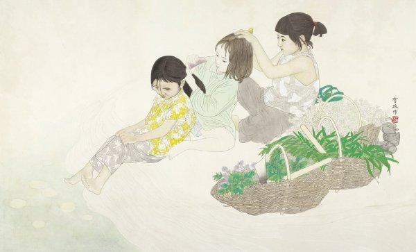 22: Three Kids