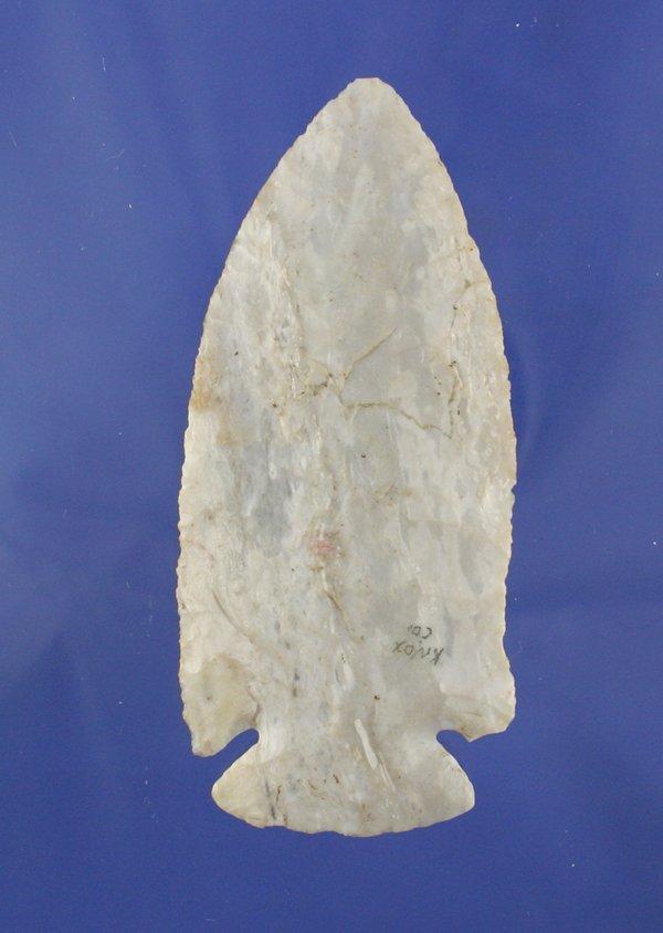 4B: Pulaski Indian Arrowhead - IL w/COA * AACA *