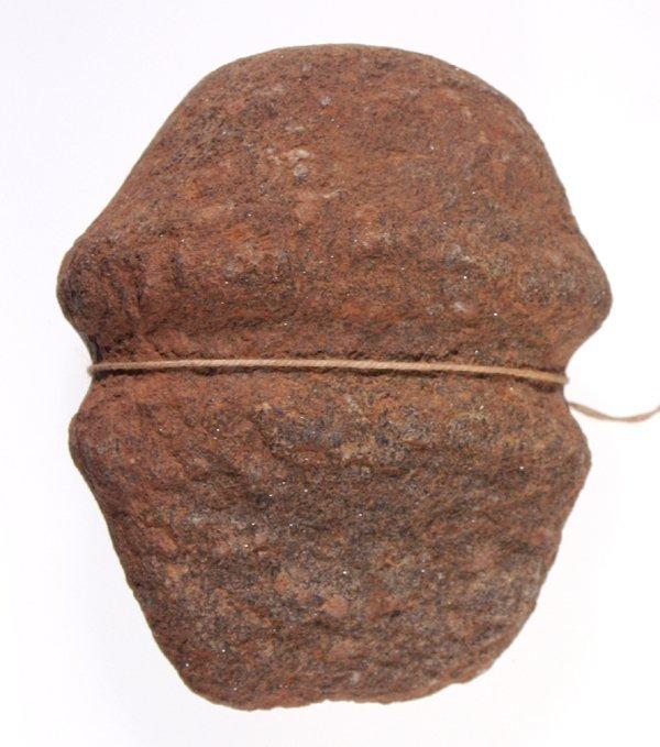 9: Indian Stone Axe * AACA *