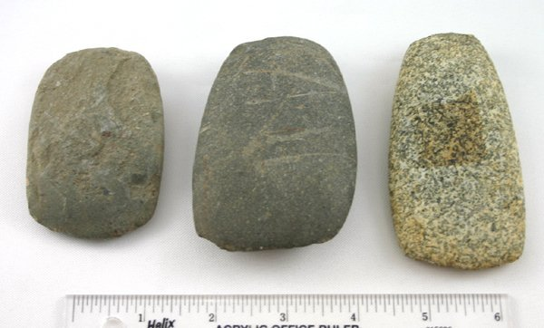 20C: Set of 3 Celts found in Kentucky