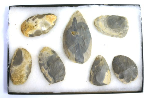 30A: Cache of 7 Horn stone blades found in Indiana