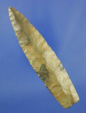 "4 1/4"" Agate Basin Found In Tennessee -  - Davis CO"