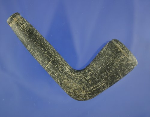 """423: AACA 3 3/4"""" Steatite Pipe - Tennessee"""