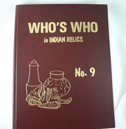 20: Book Whos Who #9 first edition 1996.
