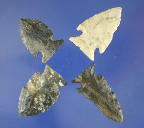 25: 4 Intrusive mound points found in Ohio  AACA