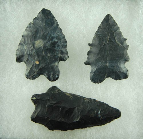 """15: Set of 3 Coshocton Bifurcates all found in OH 2""""-2"""