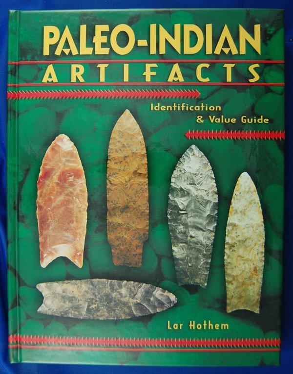 17A: Book-Paleo Indian Artifacts-Hothem