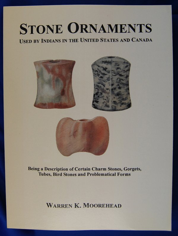 17B: Book-Stone Ornaments-Moorehead 2005 Reprint