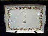 19: Richard Ginori Italy Platter