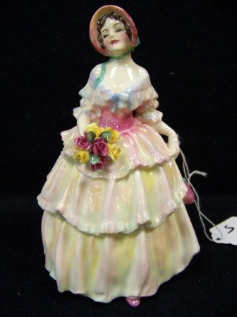 5: Royal Doulton Irene Figurine