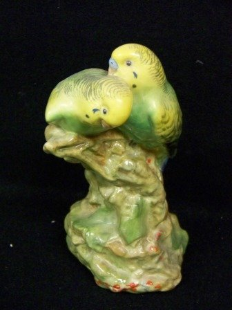 11: Royal Doulton Budgerigar Parakeet Fig.