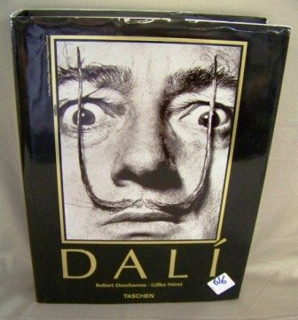616: Dali By Robert Descharnes