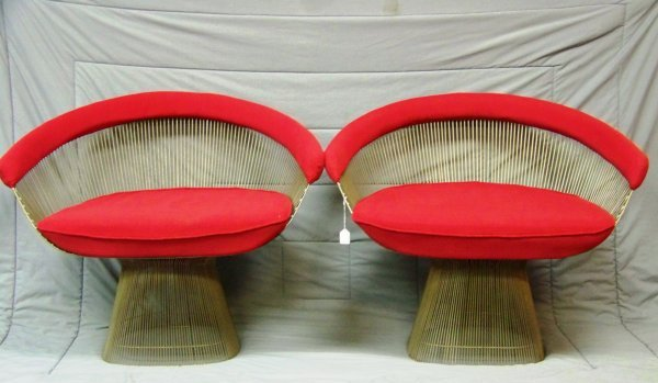 448: Pr Warren Platner Chairs