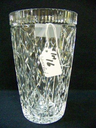 16: 8 in. Waterford Crystal Vase