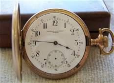 187E: Vacheron & Constantin Geneva Pocket Watch 1884