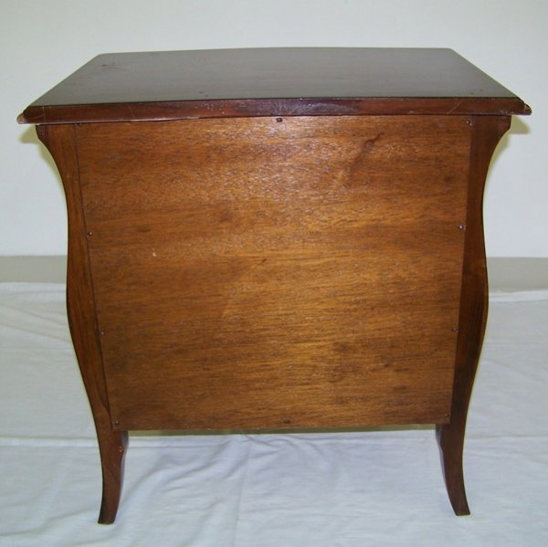 55: Meldan Furniture  Bombay French Style Side Table - 6