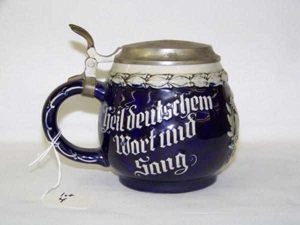 4: Vintage German Stein