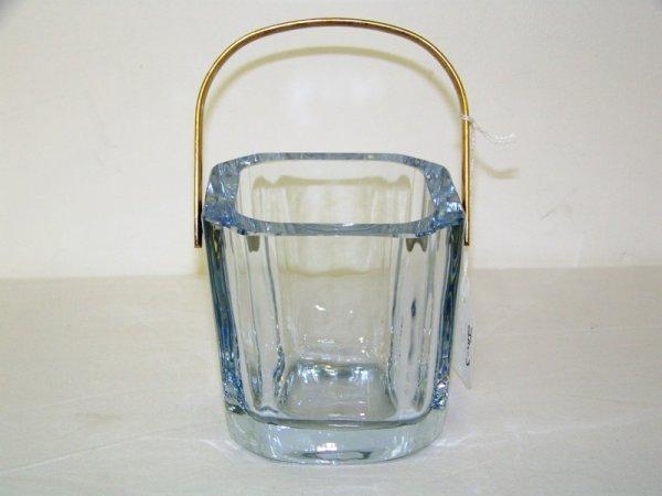 20: Signed Stromberb Ice Bucket