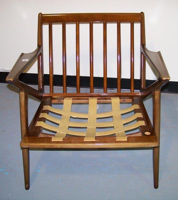 157B: Modern Selig Jensen Z Chair - 2