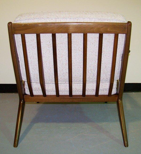 157B: Modern Selig Jensen Z Chair - 3