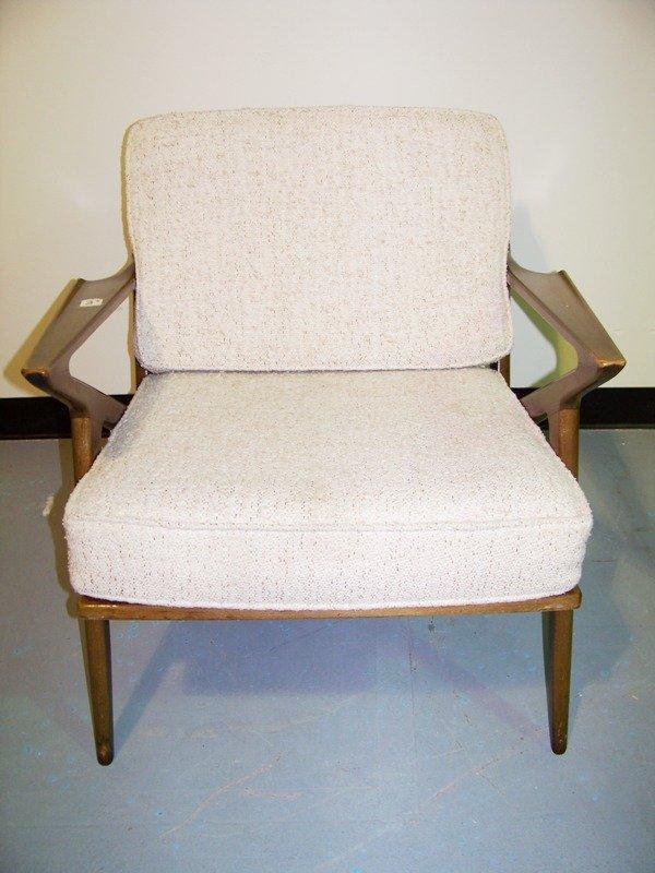 157B: Modern Selig Jensen Z Chair - 4