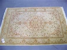 234 Fine Vintage Persian Silk Rug 68 x 45