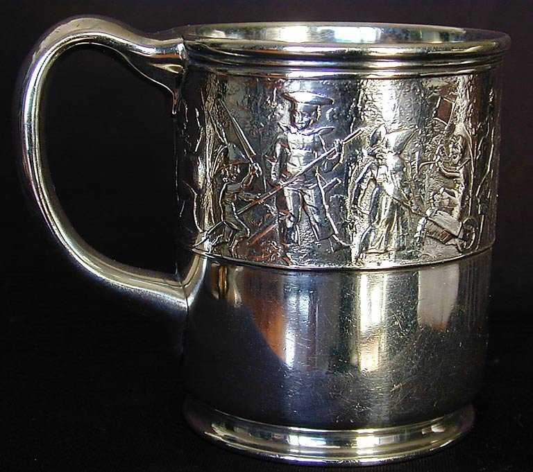 199D: TIFFANY STERLING CHILD'S CUP 7 OZ