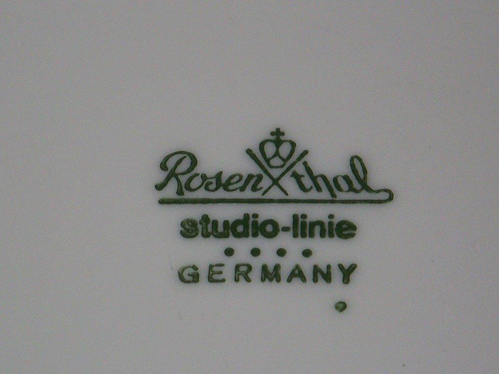 "6 Vintage Rosenthal Studio Line ""Cunard"" Sagafjord - 5"