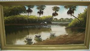 ALFRED HAIR (1941-1970)-FLORIDA HIGHWAYMEN