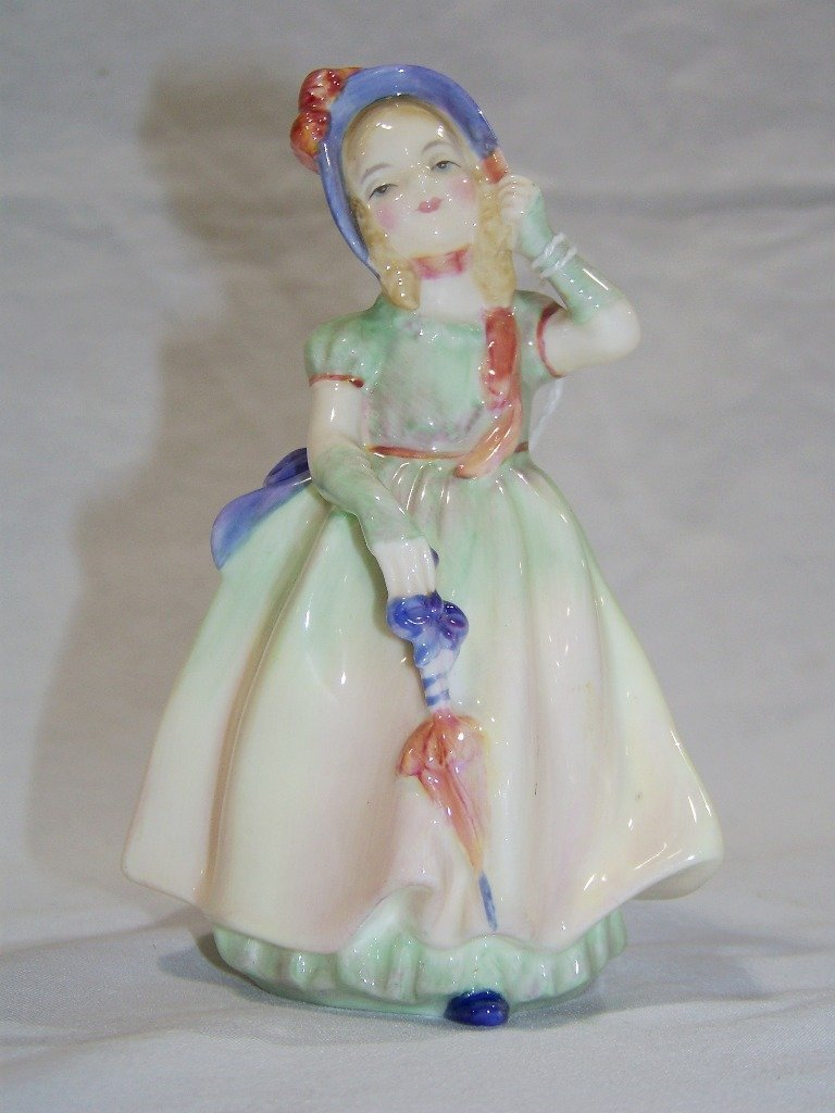 "Royal Doulton ""Babie"" Figurine HN1679"