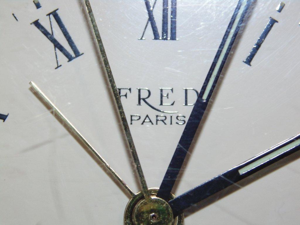 Fine Fred Paris & Tiffany & Co. Desk Clocks - 3