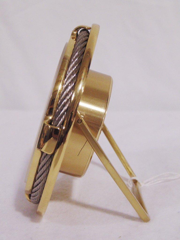 Fine Fred Paris & Tiffany & Co. Desk Clocks - 5