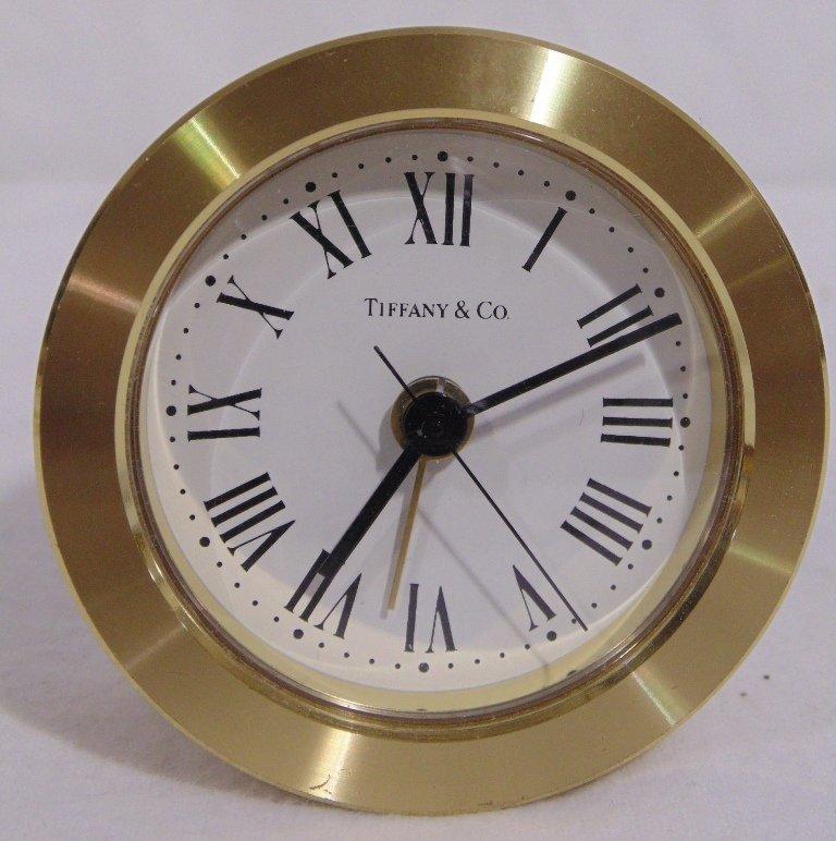 Fine Fred Paris & Tiffany & Co. Desk Clocks - 7