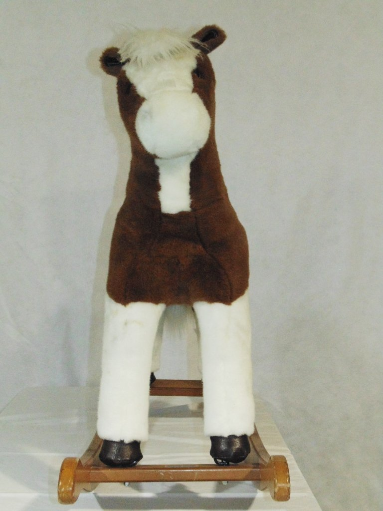 Vintage Mulholland & Bailie Child's Rocking Horse - 3