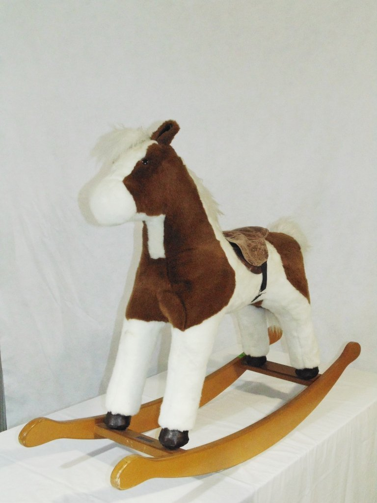 Vintage Mulholland & Bailie Child's Rocking Horse - 6
