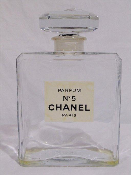 CHANEL No  5 PARFUM - Factice Display Bottle
