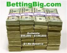 1: BettingBig.com  DOMAIN NAME AUCTION 11/29 $1nr