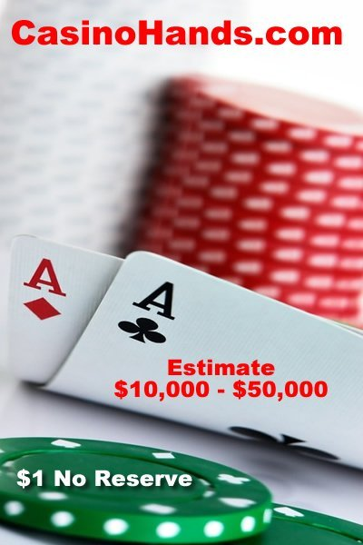 12: CasinoHands.com Gambling Domain Name Auction Online