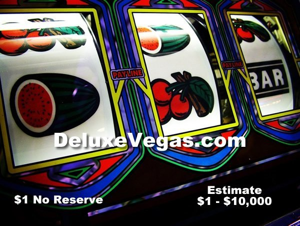 18: DeluxeVegas.com LAS VEGAS Cant Compete with ONLINE